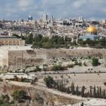 Widok na Jerozolimę